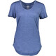 Mons Royale W's Estelle Relaxed T-Shirt Dusty Blue